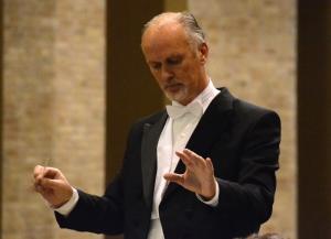 Foto: dirigent Hans Cok